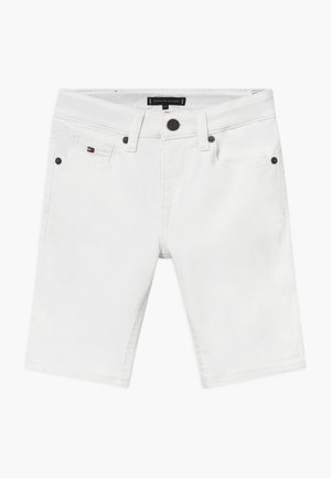 SCANTON  - Shorts vaqueros - white