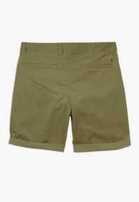 Tommy Hilfiger - ESSENTIAL  - Shorts - green - 1