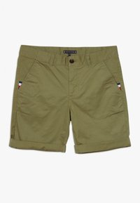 Tommy Hilfiger - ESSENTIAL  - Shorts - green - 0