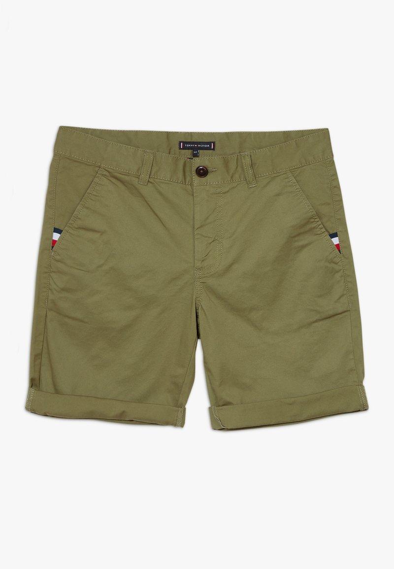 Tommy Hilfiger - ESSENTIAL  - Shorts - green