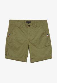 Tommy Hilfiger - ESSENTIAL  - Shorts - green - 3