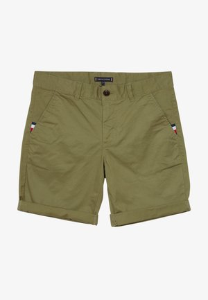 ESSENTIAL CHINO SHORT - Shorts - green