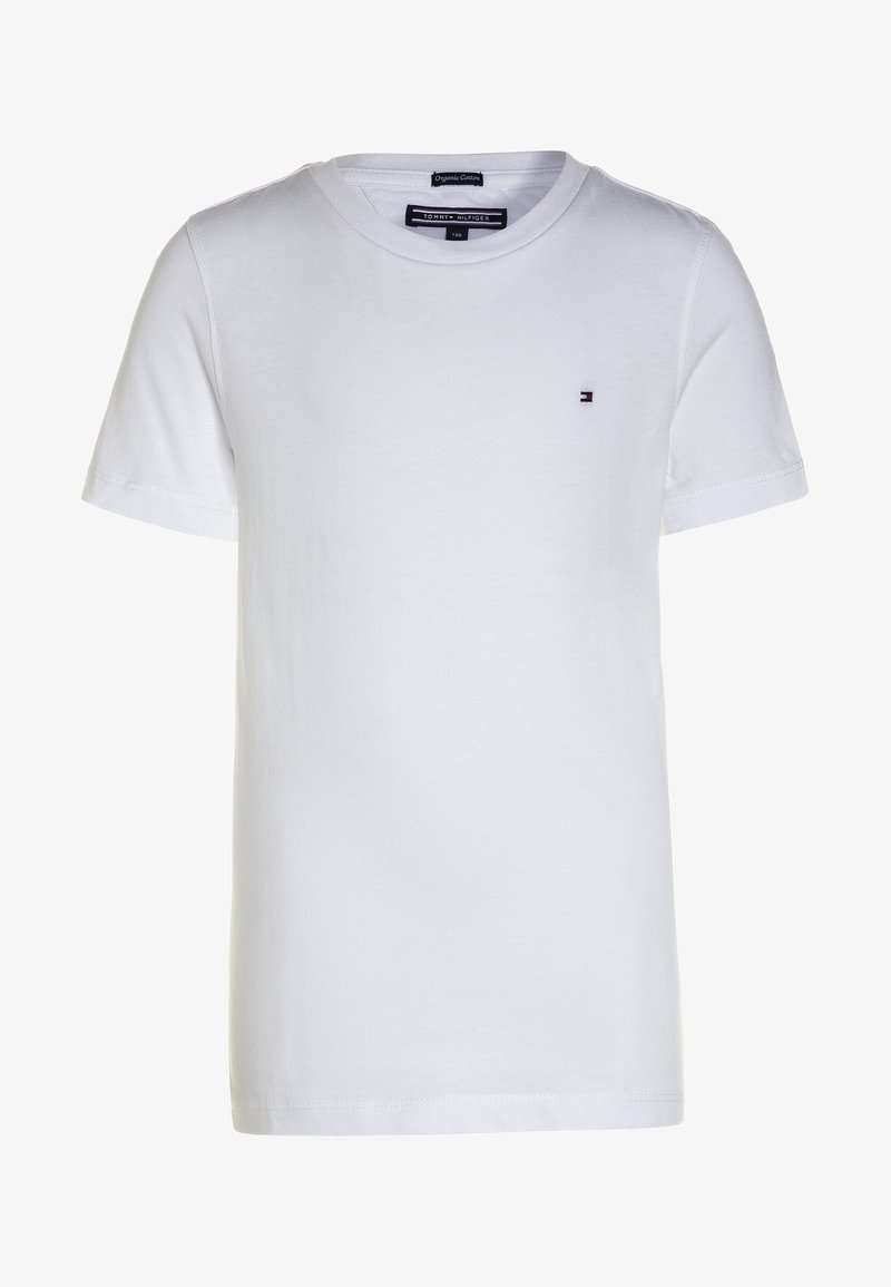Tommy Hilfiger - BOYS BASIC  - Jednoduché triko - bright white