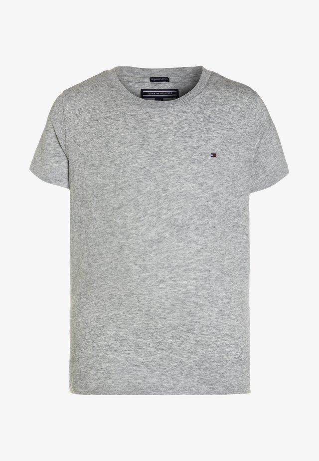 BOYS BASIC  - Basic T-shirt - grey heather
