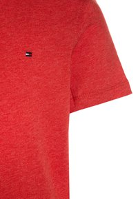 Tommy Hilfiger - BOYS BASIC  - T-shirt basic - apple red heather - 2
