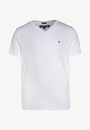BOYS BASIC  - Jednoduché triko - bright white
