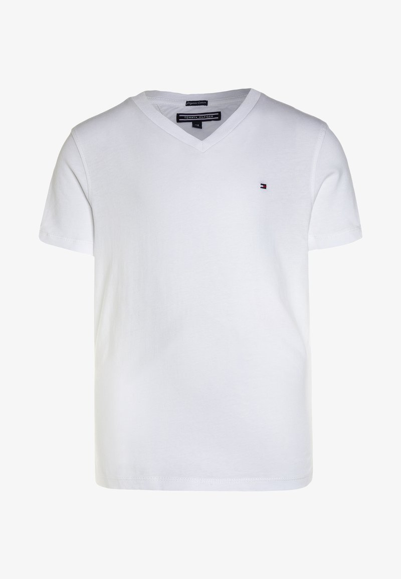Tommy Hilfiger - BOYS BASIC  - T-shirt basique - bright white