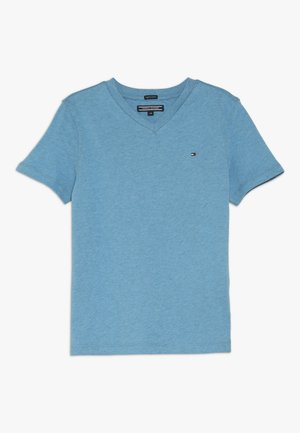 BOYS BASIC  - T-shirt - bas - royalblau