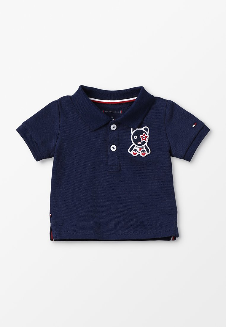 Tommy Hilfiger - BABY MASCOT BADGE  - Polo - black iris