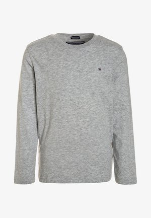 BOYS BASIC  - Maglietta a manica lunga - grey heather