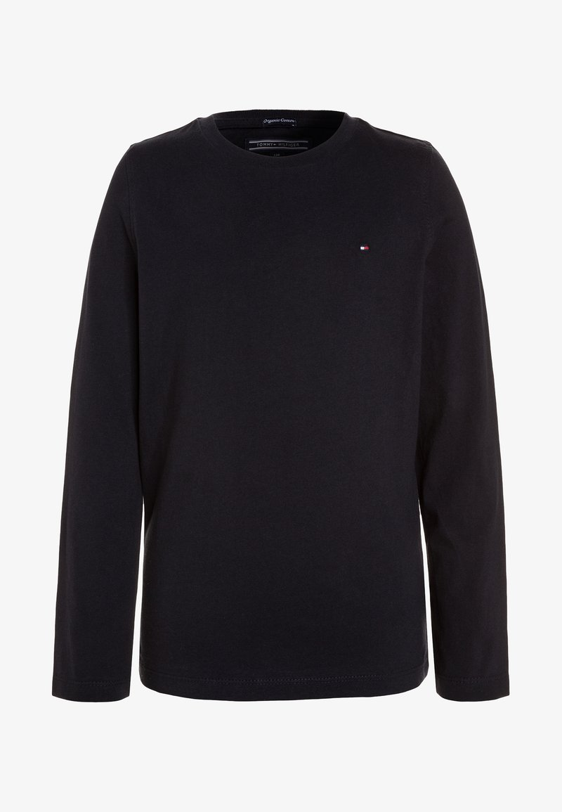 Tommy Hilfiger - BOYS BASIC  - Top s dlouhým rukávem - sky captain