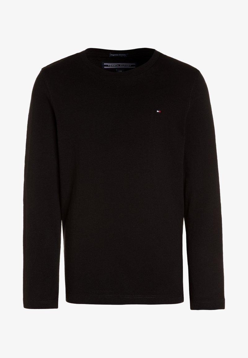 Tommy Hilfiger - BOYS BASIC  - Langærmede T-shirts - meteorite