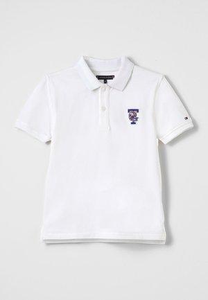 ESSENTIAL MASCOT  - Polo shirt - white