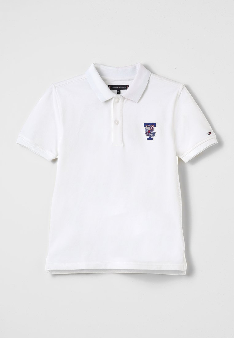 Tommy Hilfiger - ESSENTIAL MASCOT  - Polo shirt - white