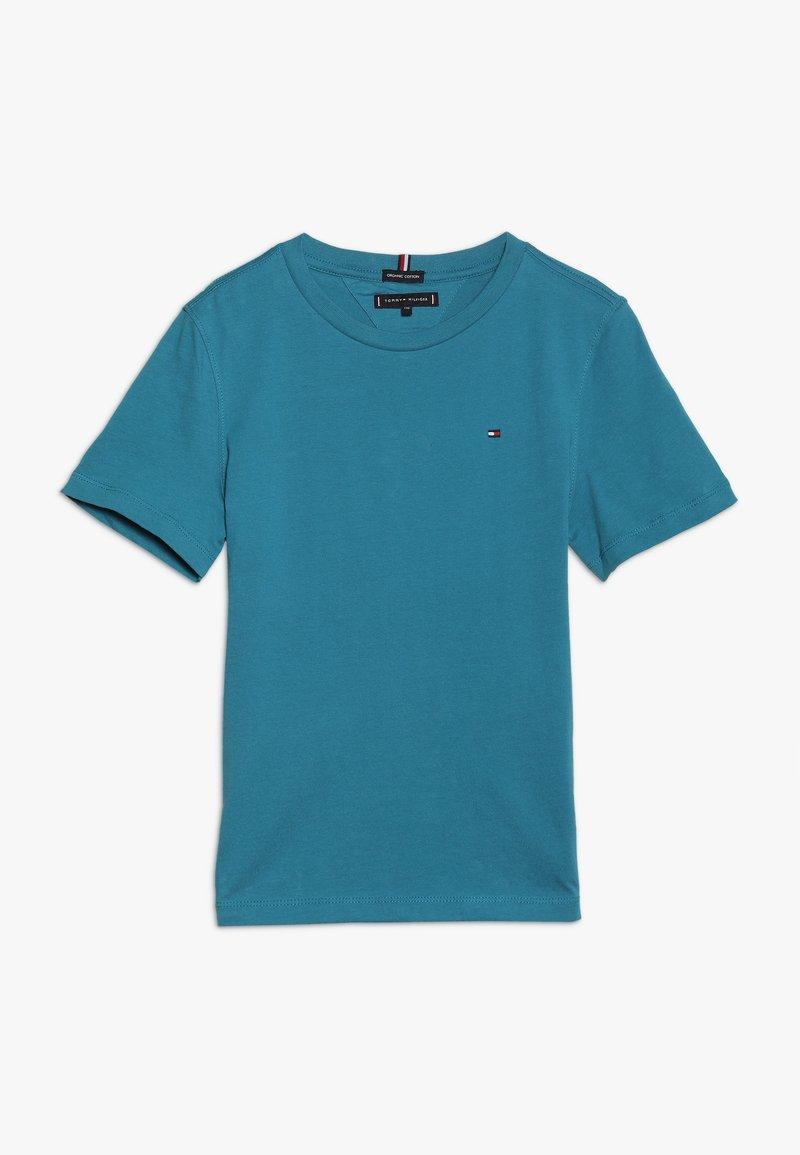 Tommy Hilfiger - ORIGINAL TEE - T-shirt basic - blue