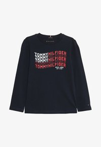 Tommy Hilfiger - FLAG - T-shirt à manches longues - blue