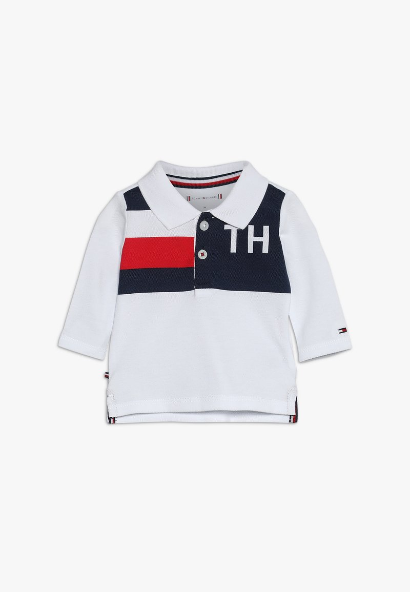 Tommy Hilfiger - BABY  - Polo shirt - bright white
