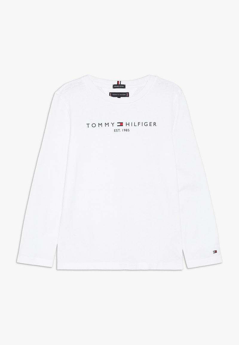 Tommy Hilfiger - ESSENTIAL - Langarmshirt - white