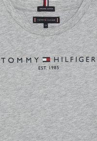 Tommy Hilfiger - ESSENTIAL - Top sdlouhým rukávem - grey - 3
