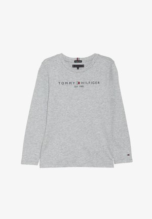 ESSENTIAL - Pitkähihainen paita - grey
