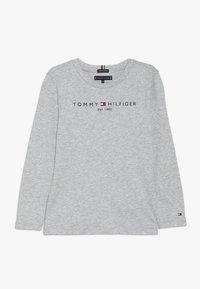 Tommy Hilfiger - ESSENTIAL - Top sdlouhým rukávem - grey - 0