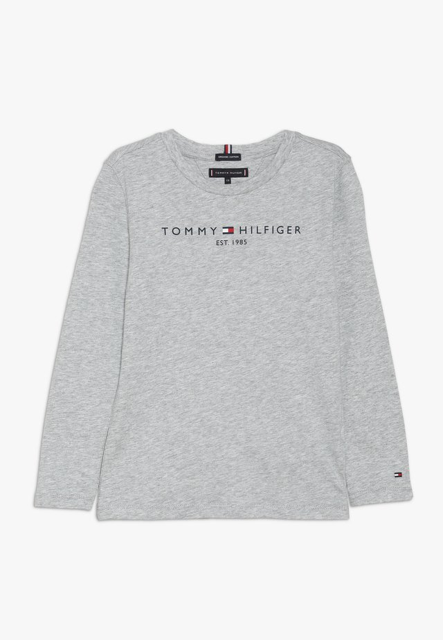 ESSENTIAL TEE - Maglietta a manica lunga - grey