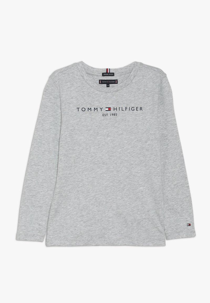 Tommy Hilfiger - ESSENTIAL - T-shirt à manches longues - grey