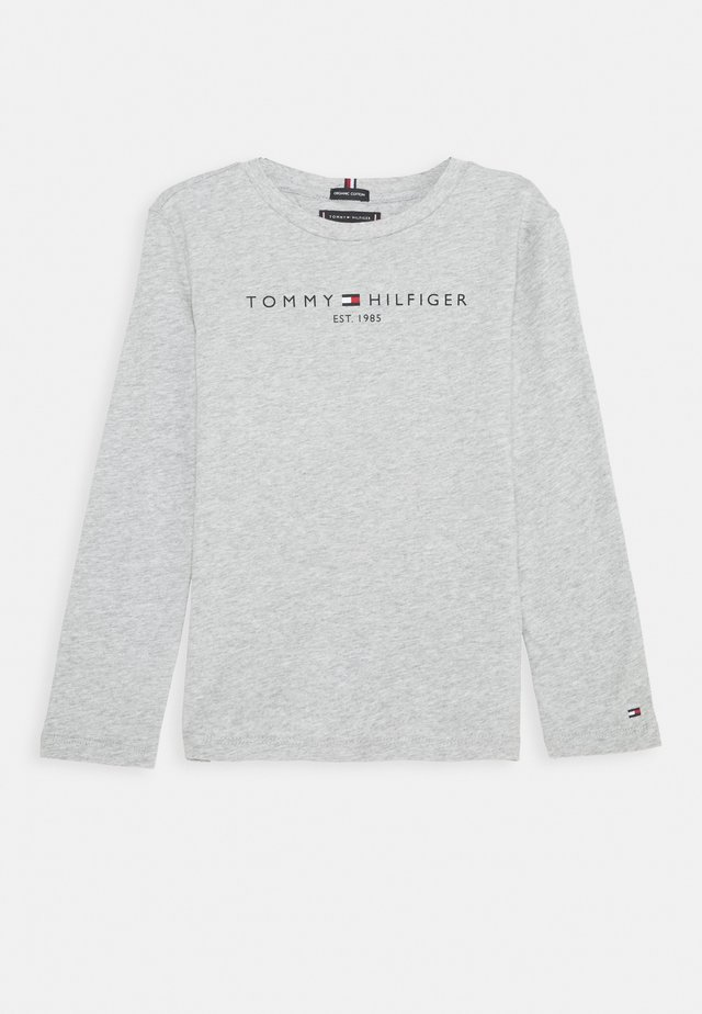 ESSENTIAL TEE - T-shirt à manches longues - grey