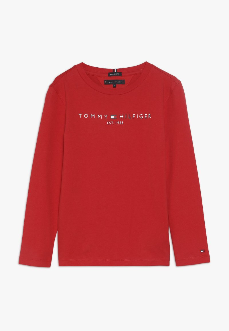 Tommy Hilfiger - ESSENTIAL - T-shirt à manches longues - red