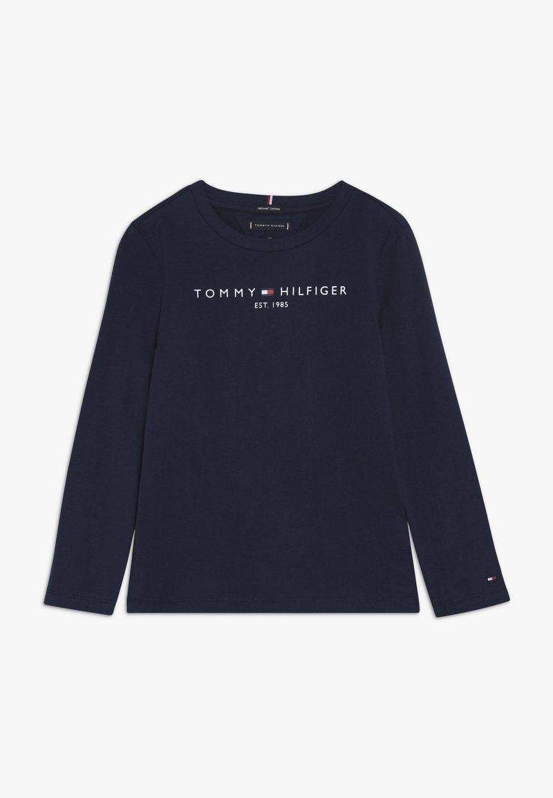 Tommy Hilfiger - ESSENTIAL - Long sleeved top - blue