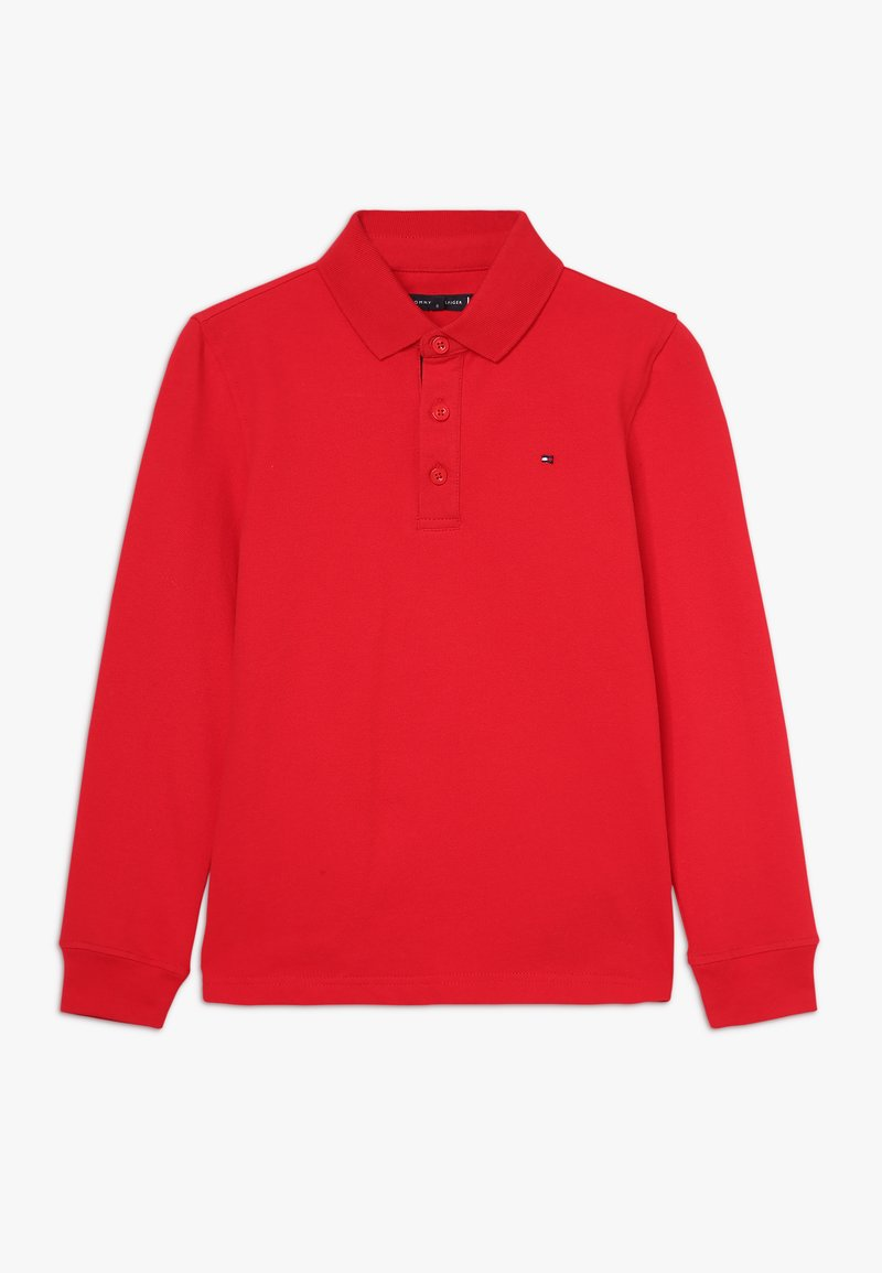 Tommy Hilfiger - ESSENTIAL SLIM FIT - Polo - red