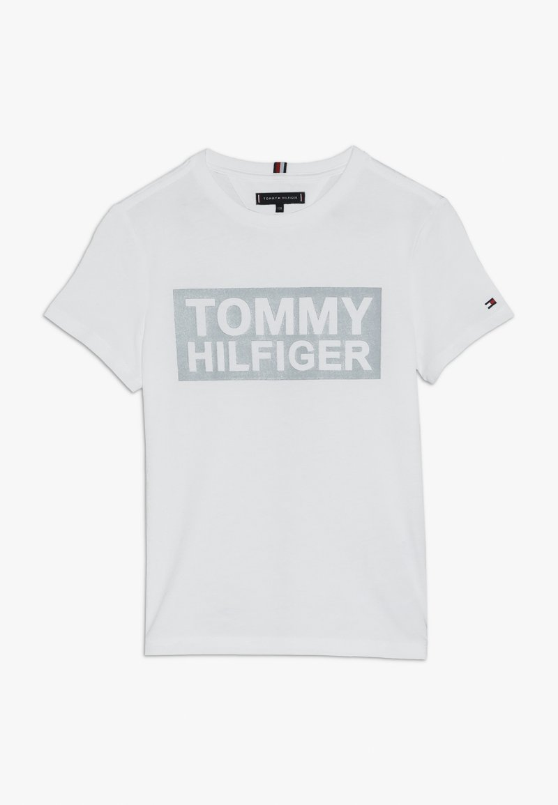 Tommy Hilfiger - SPECIAL TEE - Print T-shirt - white