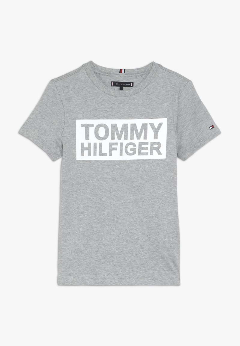 Tommy Hilfiger - SPECIAL TEE - Triko spotiskem - grey