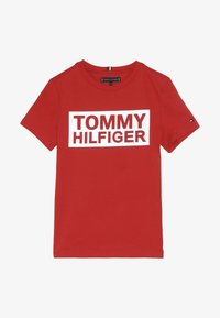 Tommy Hilfiger - SPECIAL TEE - T-shirt med print - red - 3