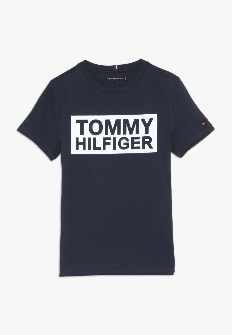 Tommy Hilfiger - SPECIAL TEE - T-shirts print - blue