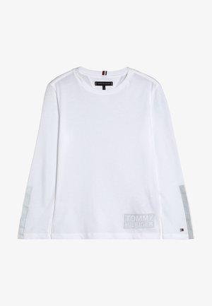 ZALANDO SPECIAL TEE - Topper langermet - white