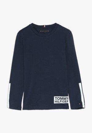ZALANDO SPECIAL TEE - Maglietta a manica lunga - blue
