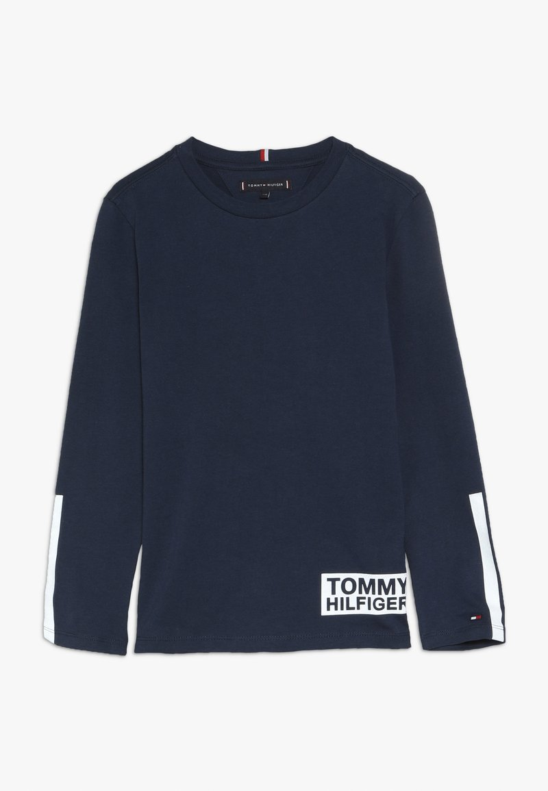 Tommy Hilfiger - ZALANDO SPECIAL TEE - T-shirt à manches longues - blue