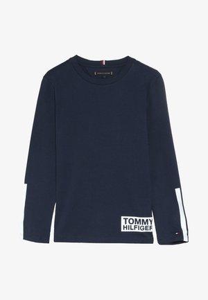 ZALANDO SPECIAL TEE - T-shirt à manches longues - blue