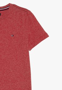 Tommy Hilfiger - ESSENTIAL JASPE TEE - T-shirts basic - red - 3