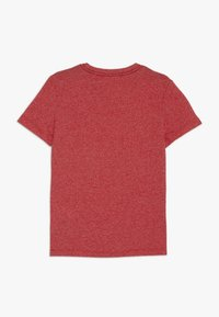 Tommy Hilfiger - ESSENTIAL JASPE TEE - T-shirts basic - red - 1