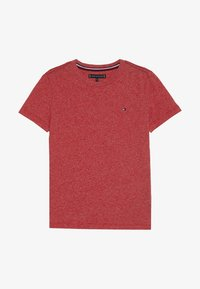 Tommy Hilfiger - ESSENTIAL JASPE TEE - Basic T-shirt - red - 2