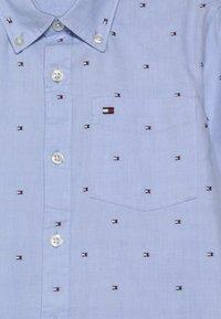 Tommy Hilfiger - FLAG OXFORD - Košile - blue - 4