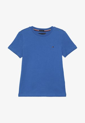 ESSENTIAL ORIGINAL TEE - T-shirt z nadrukiem - blue