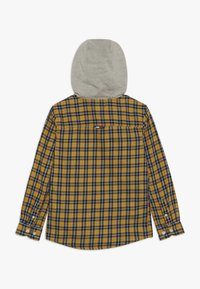 Tommy Hilfiger - HOODED CHECK - Camicia - yellow - 1