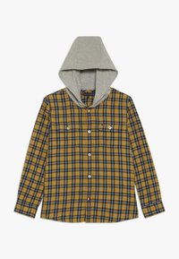 Tommy Hilfiger - HOODED CHECK - Camicia - yellow - 0