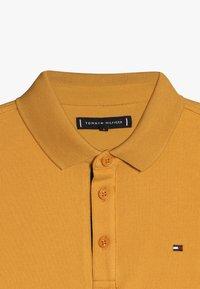 Tommy Hilfiger - ESSENTIAL SLIM FIT  - Poloshirt - yellow - 4