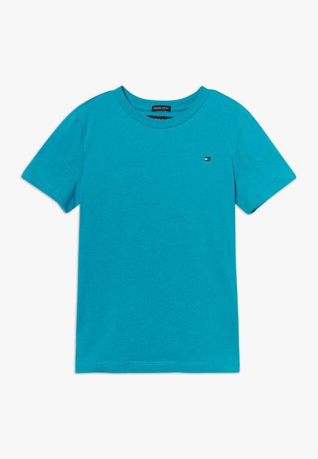 ESSENTIAL ORIGINAL TEE - Camiseta básica - blue