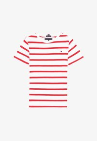 Tommy Hilfiger - NAUTICAL STRIPE - T-shirt print - red - 2