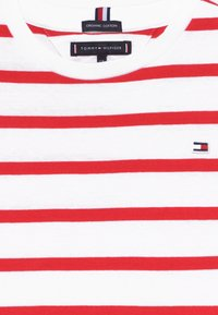 Tommy Hilfiger - NAUTICAL STRIPE - T-shirt print - red - 3